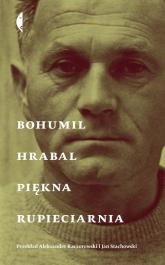 Piękna rupieciarnia - Bohumil Hrabal | mała okładka