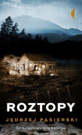 Roztopy - Jędrzej Pasierski | mała okładka