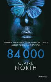 84 000 - Claire North | mała okładka