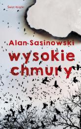 Wysokie chmury - Alan Sasinowski   mała okładka