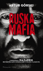 Ruska mafia - Artur Górski | mała okładka