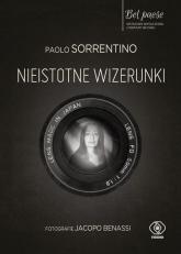 Nieistotne wizerunki - Paolo Sorrentino | mała okładka