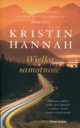 Wielka samotność - Kristin Hannah | mała okładka