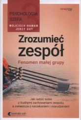Zrozumieć zespół Fenomen małej grupy - Haman Wojciech, Gut Jerzy | mała okładka