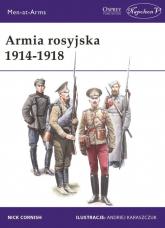 Armia rosyjska 1914-1918 - Nick Cornish | mała okładka