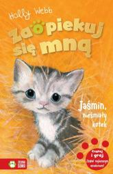 Jaśmin, nieśmiały kotek - Holly Webb | mała okładka