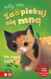 Mały ciekawski Gucio - Holly Webb | mała okładka