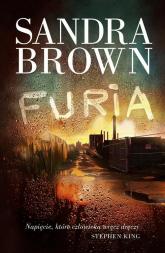 Furia - Sandra Brown | mała okładka