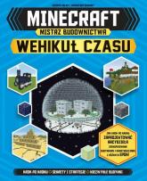 Minecraft Mistrz budownictwa Wehikuł czasu -    mała okładka
