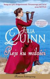 Rejs ku miłości - Julia Quinn   mała okładka