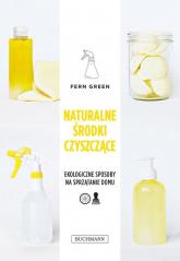 Naturalne środki czyszczące - Fern Green | mała okładka