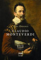 Claudio Monteverdi - Ewa Obniska | mała okładka