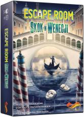 Escape Room Skok w Wenecji - Chiacchiera Martino, Sorrentino Silvano | mała okładka