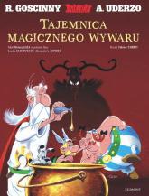 Asteriks i Obeliks Tajemnica magicznego wywaru - Olivier Gay | mała okładka