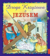 Droga Krzyżowa z Jezusem - Burrin Angela M. | mała okładka