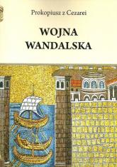 Wojna wandalska - Prokopiusz z Cezarei   mała okładka