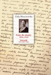 Listy do siostry 1896-1933. Dziennik 1891-1895 (1950) - Zofia Moraczewska | mała okładka