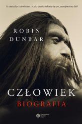 Człowiek Biografia - Robin Dunbar | mała okładka