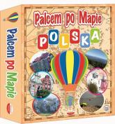 Palcem po mapie - Polska -  | mała okładka