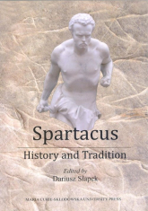 Spartacus History and Tradition -  | mała okładka