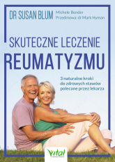 Skuteczne leczenie reumatyzmu - Susan Blum | mała okładka