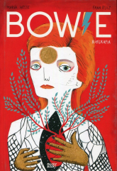 Bowie Biografia - Hesse Maria, Ruiz Fran | mała okładka