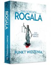 Punkt widzenia - Małgorzata Rogala   mała okładka