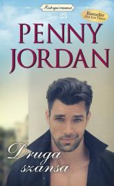 Mistrzyni romansu Tom 23 Druga szansa - Penny Jordan | mała okładka