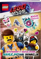 Lego Movie 2 Wyzwania z naklejkami SAC-6050 -  | mała okładka