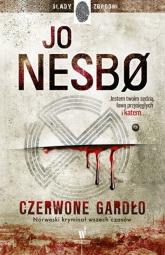 Czerwone Gardło - Jo Nesbo | mała okładka