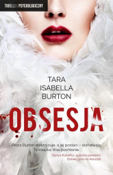 Obsesja - Burton Tara Isabella | mała okładka