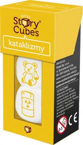 Story Cubes: Kataklizmy -    mała okładka