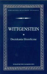 Dociekania filozoficzne - Ludwig Wittgenstein | mała okładka