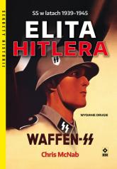 Elita Hitlera Waffen-SS - Chris McNab | mała okładka