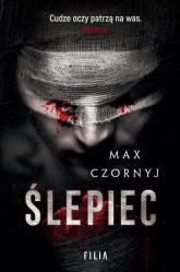 Ślepiec - Max Czornyj | mała okładka
