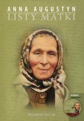 Listy matki 2 Książka z płytą CDmp3 - Anna Augustyn | mała okładka