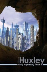 Nowy wspaniały świat - Aldous Huxley | mała okładka