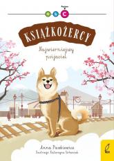 Książkożercy Najwierniejszy psijaciel Poziom 3 - Anna Paszkiewicz | mała okładka