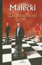 Zaksięgowani - Jakub Małecki | mała okładka