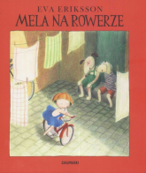 Mela na rowerze - Eva Eriksson | mała okładka