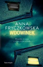 Wdowinek - Anna Fryczkowska | mała okładka