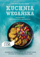 Kuchnia wegańska Przewodnik po produktach zastępczych - Celine Steen   mała okładka