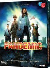Pandemia Pandemic -    mała okładka