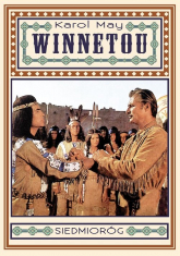 Winnetou - Karol May | mała okładka