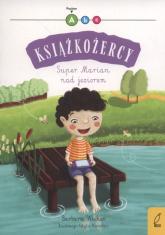 Książkożercy Super Marian nad jeziorem - Barbara Wicher   mała okładka