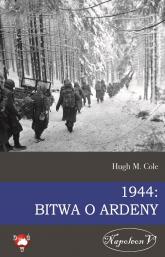 1944 Bitwa o Ardeny - Cole Hugh M. | mała okładka