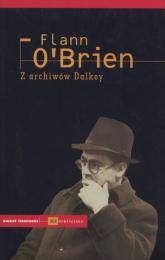 Z archiwów Dalkey - Flann O'Brien | mała okładka