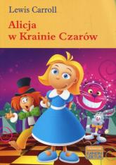 Alicja w krainie czarów - Lewis Carroll | mała okładka