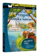 Przygody Tomka Sawyera lektura z opracowaniem / SBM - Mark Twain | mała okładka