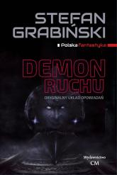 Demon ruchu - Stefan Grabiński | mała okładka